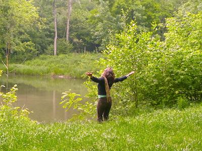 Explorations dansées dans la nature 20/05/18