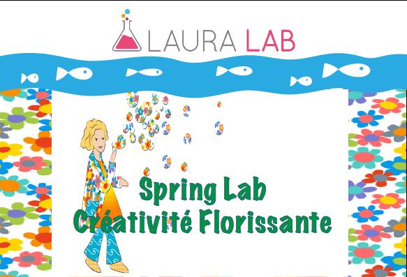 Célébrons le printemps dans la créativité 17/03/18