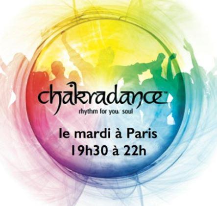 Chakradance (mardi)