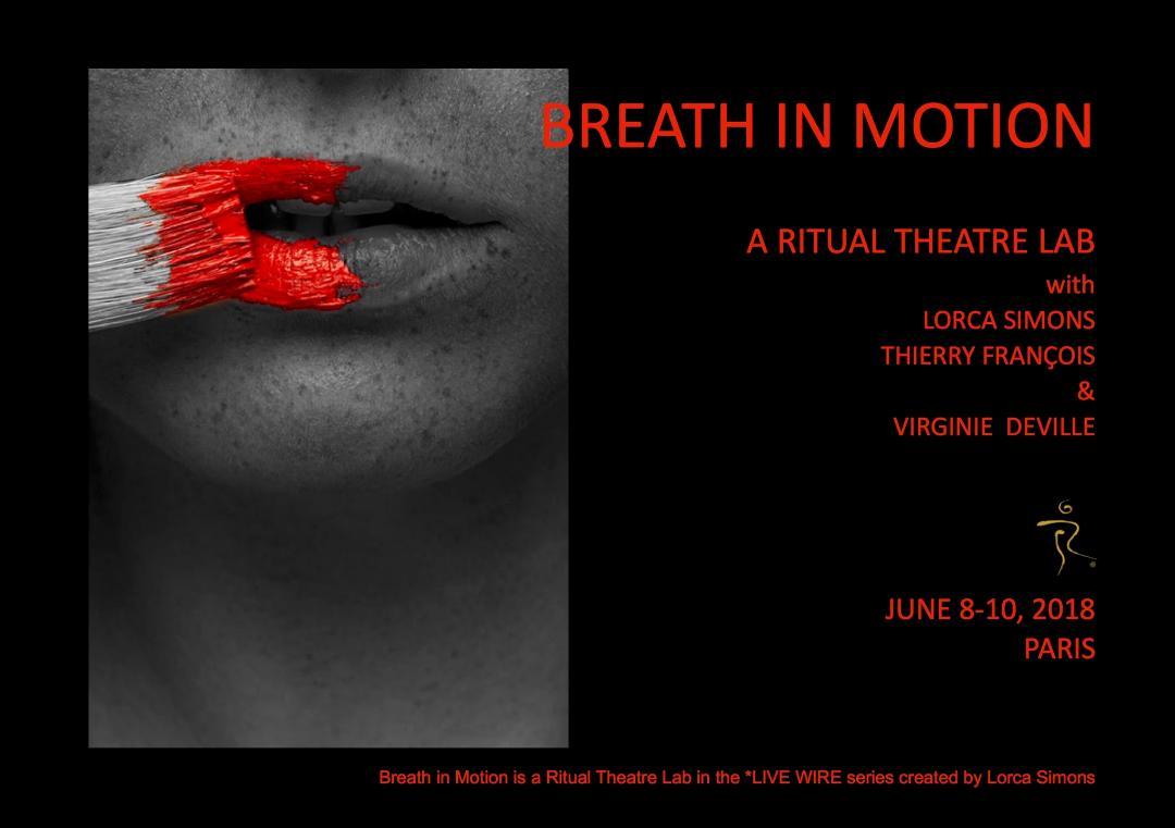 Breath in motion 8-10/06/18