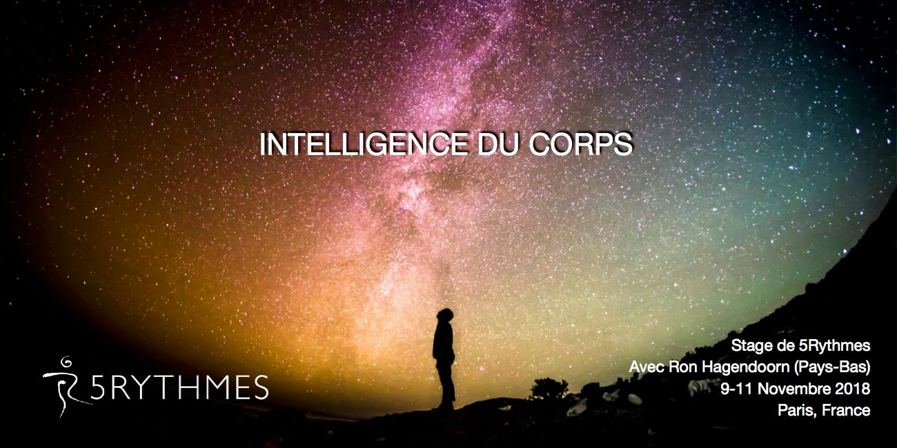 Danse 5 rythmes – L'intelligence du corps 10-11/18
