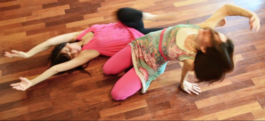 Danse sensorielle expressive/ danse contact 11/12/18